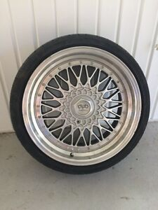 Roues mags
