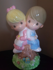 Precious Moments Piggy Bank