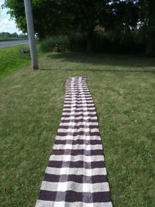 tapis tresse