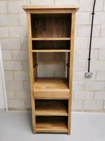 Carlton Derwent 100% Solid Oak Kitchen Larder Oven Housing Cabinet