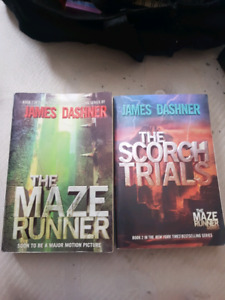 The maze runner $10