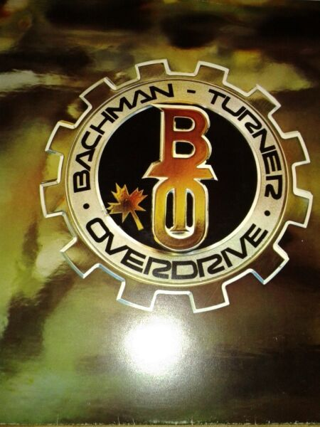 Bachman-Turner Overdrive - Head On ,75 lp,Nl