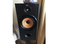 Bowers and Wilkins Speakers, amp and Gramofon