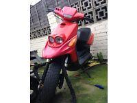 70cc Yamaha bws