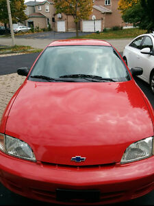 2002 Chevrolet Cavalier Sedan - Needed Gone ASAP! $700 OBO