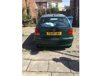 Volkswagen polo 1.4cl for sale