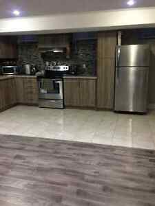 1 bedroom basement for rent with one parking