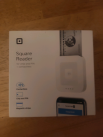 Square Card Reader- Brand New Unopened