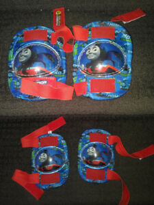 Thomas the train safety pads