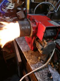 Reconditioned Bentone sterling st108 oil burner