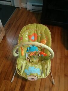 Fisher Price Viberating Chair