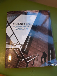 Financial Management Textbook for sale