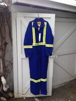 New Size 54 Coveralls For Bigger Man