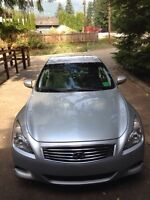2008 Infiniti G37s manual coupe trade or cash