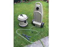 Aqua roll 40L PLUS Wastemaster with tubing