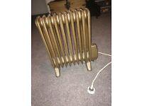 Hurseal Vintage Oil Portable Radiator