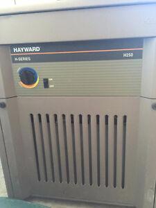 Hayward H-250 propane pool heater - chauffe-eau pour piscine