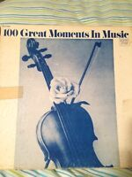 100 Great Moments In Music on Vinyl