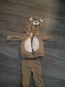 Costume halloween enfant