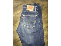Real Levi jeans