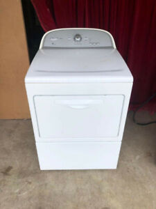 Whirlpool cabrio gas dryer for sale