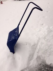 Snow scoop