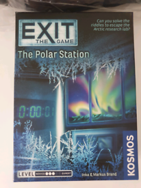 EXIT The Polar Station game