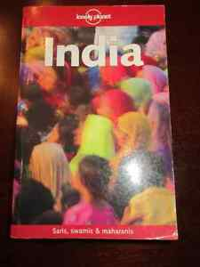 Lonely Planet - India  An absolute must for your visit  Like New