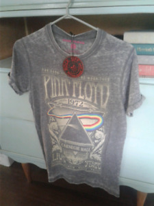 Men's small Pink Floyd t shirt- brand new with tags