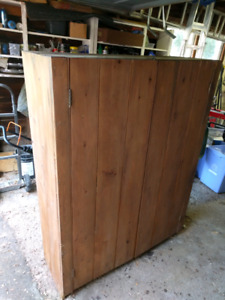 Antique Storage cabinet or wardrobe