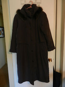 """~~LADIES, Sears """"Sequence"""" brand, WINTER COAT"""