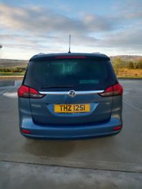 2015 Vauxhall Zafira Tourer 2.0 CDTI SRI