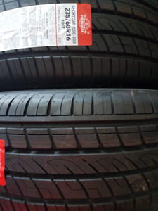 4 Brand New tires 235/60/16 ONLY $380