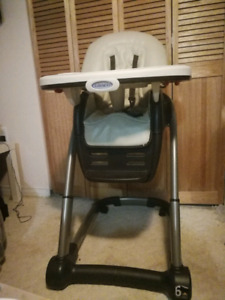 Graco 6 in 1 high chair