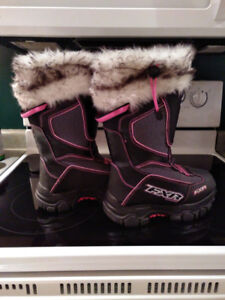 Ladies FXR Snowmobile Boots - Size 6