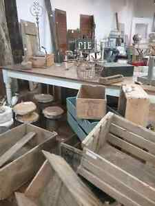 Ladders, tables doors, barn boards and 600 booths to explore  Cambridge Kitchener Area image 2