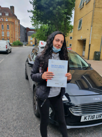 Automatic Driving Lessons In South London Area