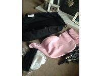 Bugaboo cameleon 2 great condition with hood , bassinet, spare front wheels, bar cover, strap covers