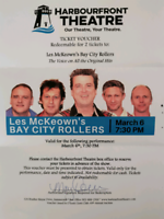 Bay City Rollers show.