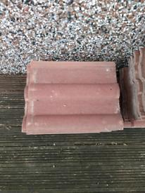 Sandcroft Double Roman Roof Tiles Job Lot