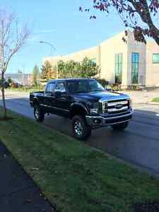 2012 Ford F-350 Lariat Pickup Truck Reduced
