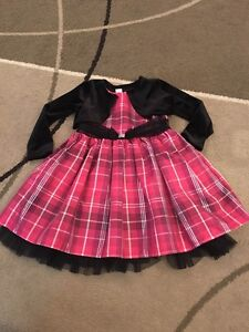 3T dress with sweater