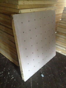 ♻️ 4x4x2inch PolyIso, R15 Fiber Backed Insulation ,SAVE $$$