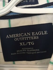 American Eagle shirt XL never worn Belleville Belleville Area image 2