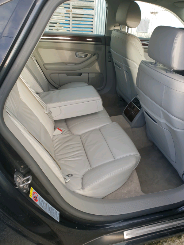 Audi A8. 3.0 Ltr Quattro, Automatic. 135k Miles. Mot