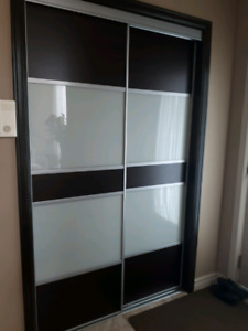 Sliding Doors for Entrance - Porte d'entree