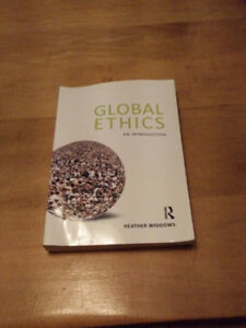 Global Ethics: An Introduction - Widdows