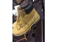 size 3 timberland boots