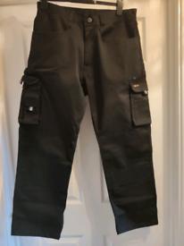 Combat work pants