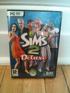 **LES SIMS 2 DELUXE**